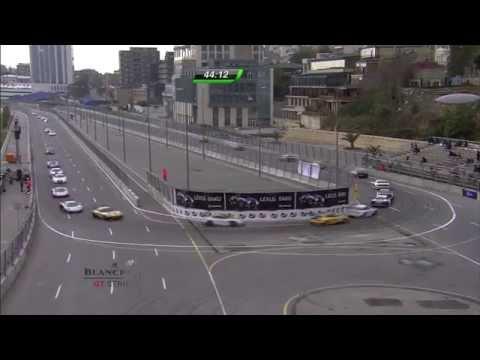 Blancpain Sprint Series - Baku - Event Highlights 2014
