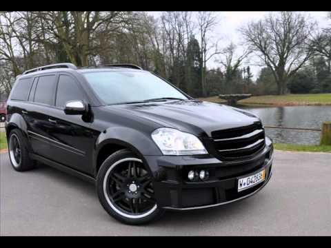 mercedes benz gl 420 450 cdi 4matic brabus widestar youtube. Black Bedroom Furniture Sets. Home Design Ideas