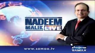 India ki awam Pakistan kay saath - Nadeem Malik Live, 22 Oct 2015