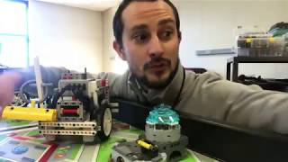 FLL Hydro Dynamics Attachments: Pipe Removal Mission
