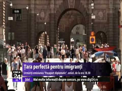 Problemele integrarii imigran ilor în Suedia