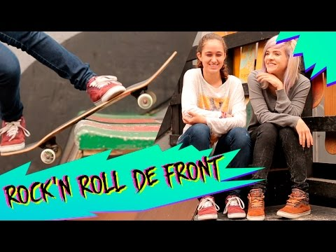 ESCOLA DE SKATE: ROCK 'N ROLL DE FRONT | KAREN JONZ