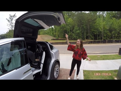 Tesla Model X  features, storage capacity & more!