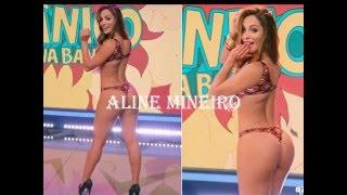 ALINE MINEIRO  X ALINE RISCADO As gatas do Panico Na Band