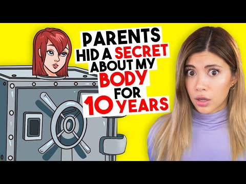 My Parents Hid a Secret About My Body for 10 Years! (@My Story Animated Reaction)