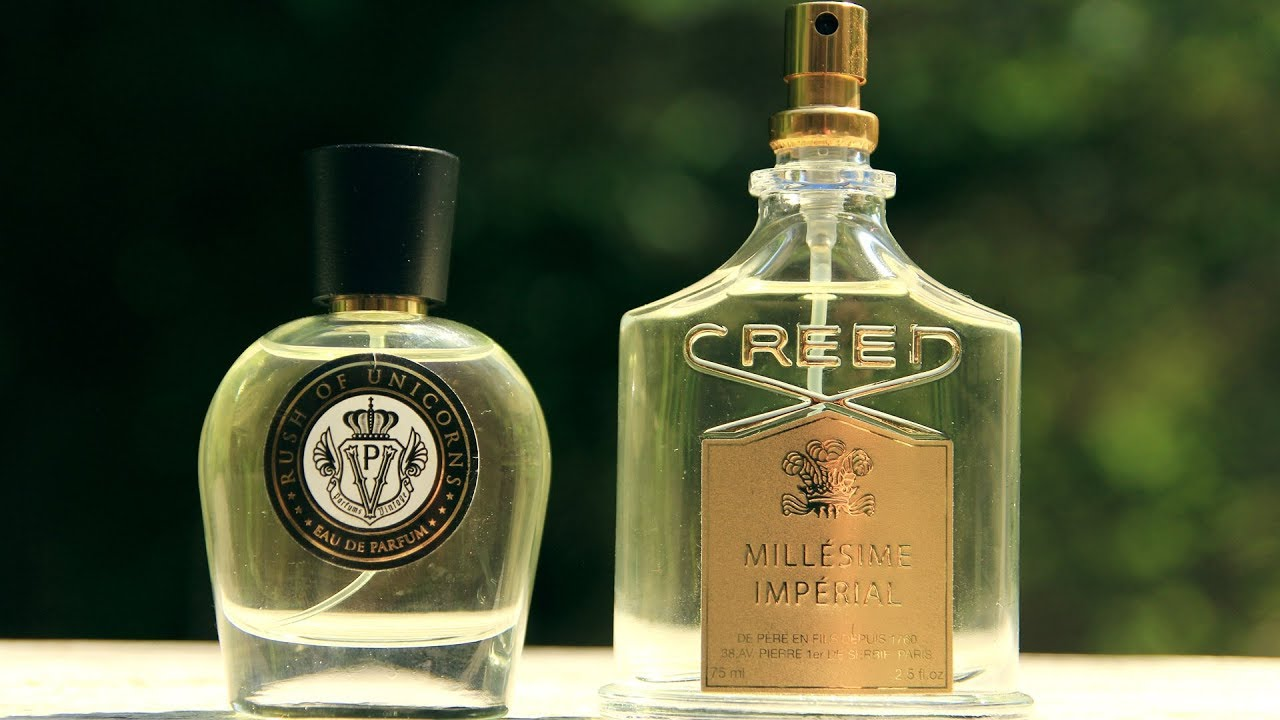 19f7d7a58 NEW PARFUMS VINTAGE RUSH OF UNICORNS REVIEW + GIVEAWAY | VINTAGE CREED  MILLESIME IMPERIAL CLONE. Chaos Fragrances