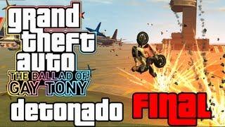 FINAL ÉPICO! - GTA 4 Gay TBoGT - Detonado/Gameplay (Xbox 360/PS3/PC) - Parte 26