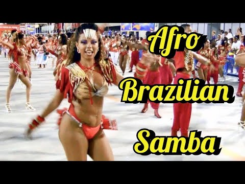 ALL FEMALE DANCE GROUP: AFRO BRAZILIAN DANCE AT LIVE PERFORM
