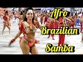 ALL FEMALE DANCE GROUP: AFRO BRAZILIAN DANCE AT LIVE PERFORMANCE HD IN RIO DE JANEIRO