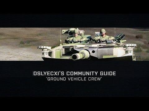 Arma 3 - Community Guide: Ground Vehicle Crew
