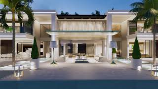 Modern Villas Designs The Miami House March'20