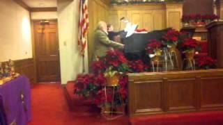 Piano Duet: JIM SJODIN and BETTY MORGAN