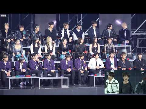 190106 GDA 2019 -( 방탄소년단(BTS) FULL PERF+VCR) Idols Reaction To BTS