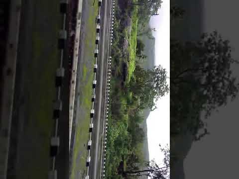 Pune xpress way. And amazing weather.