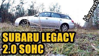 Subaru Legacy 2,0 SOHC 2005r. (T#3)