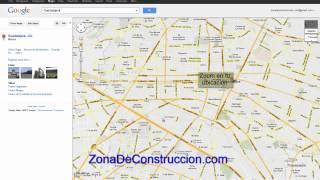 Como crear un croquis de ubicación