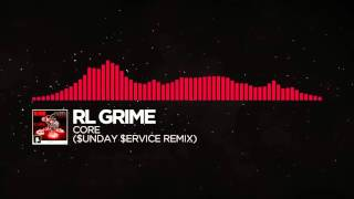 Trap RL Grime Core Unday Ervice Remix Monstercat Visualizer Requested