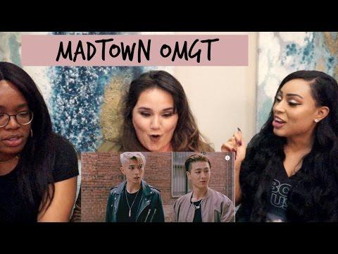 MADTOWN OMGT MV REACTION || TIPSY KPOP