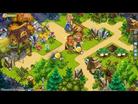 Игра Тридевятое Царство: Весна вконтакте