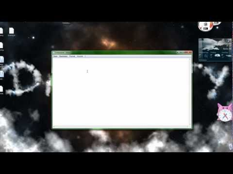 Tutorial - Run programs with a Batch file