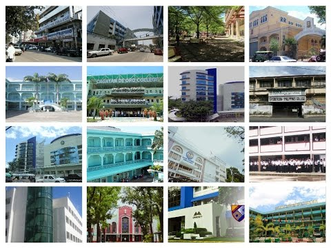 TOP 10  COLLEGES IN CAGAYAN DE ORO CITY