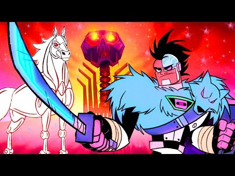 Teen Titans Go!   The Night Begins to Shine