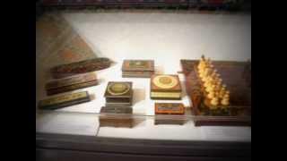 видео Государственный музей искусств Узбекистана