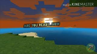 Intro new for minecraft.roblox