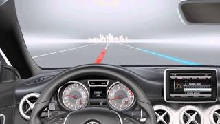 CLA-Class Lane Keeping Assist -- Mercedes-Benz USA Owners Support