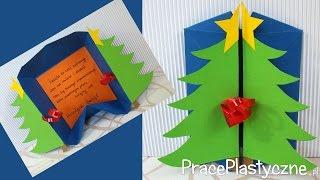 Jak zrobić kartkę na Boże Narodzenie?
