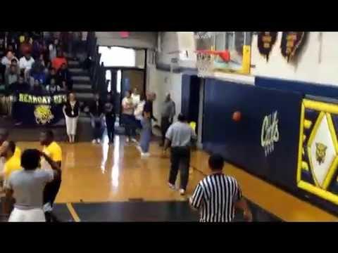 Brookhaven High School BasketBall Game (Junior vs. Senior)