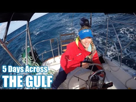 5 Days Across the Gulf of Mexico!
