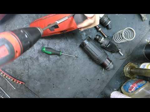 Hilti DX460 maintenance by anas bouzo.