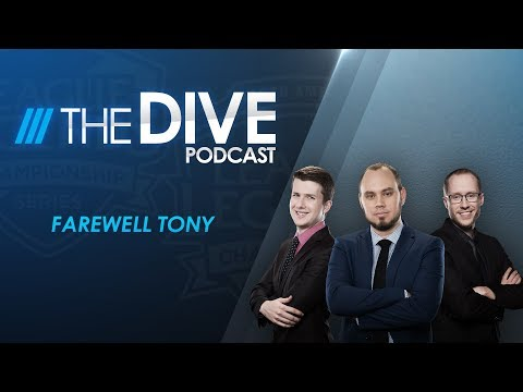 The Dive: Farewell Tony (Season 2, Episode 24)