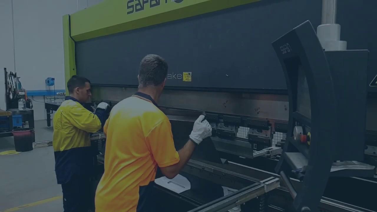 Melbourne Sheetmetal Fabrication | Westberg Sheetmetal