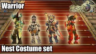 [Dragon Nest Awake] Warrior Nest Costume