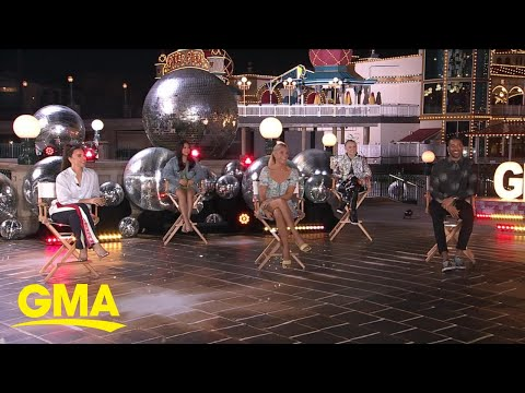 Download Meet the celebrities competing on season 30 of 'Dancing With the Stars' | GMA
