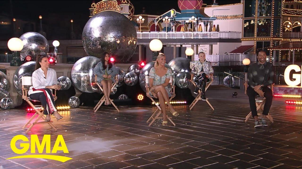 'Dancing with the Stars' recap: JoJo Siwa, pro-partner Jenna ...