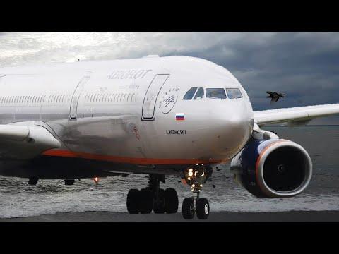 Полет на самолете Airbus A330-300 Аэрофлот А330