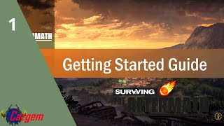 Surviving The Aftermath | Getting Started Guide: Episode 1