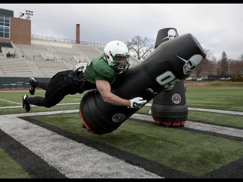 Tackle This: Football's Newest MVP Is A Robot