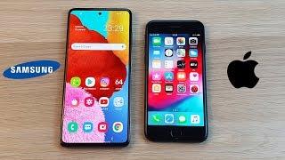 Samsung Galaxy A51 vs iPhone 8 - ЧТО ВЫБЕРЕШЬ ТЫ? ПОЛНОЕ СРАВНЕНИЕ!
