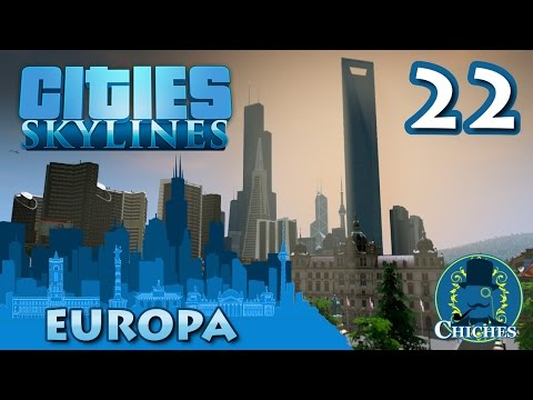 Cities Skylines - Europa - #22 en español