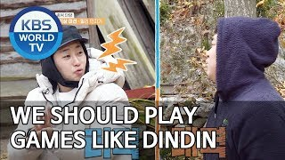 We should play games like DinDin [2 Days & 1 Night Season 4/ENG/2019.12.22]