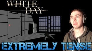 White Day: A Labyrinth Named School - Gameplay Walkthrough Part 1 - EXTREMELY TENSE