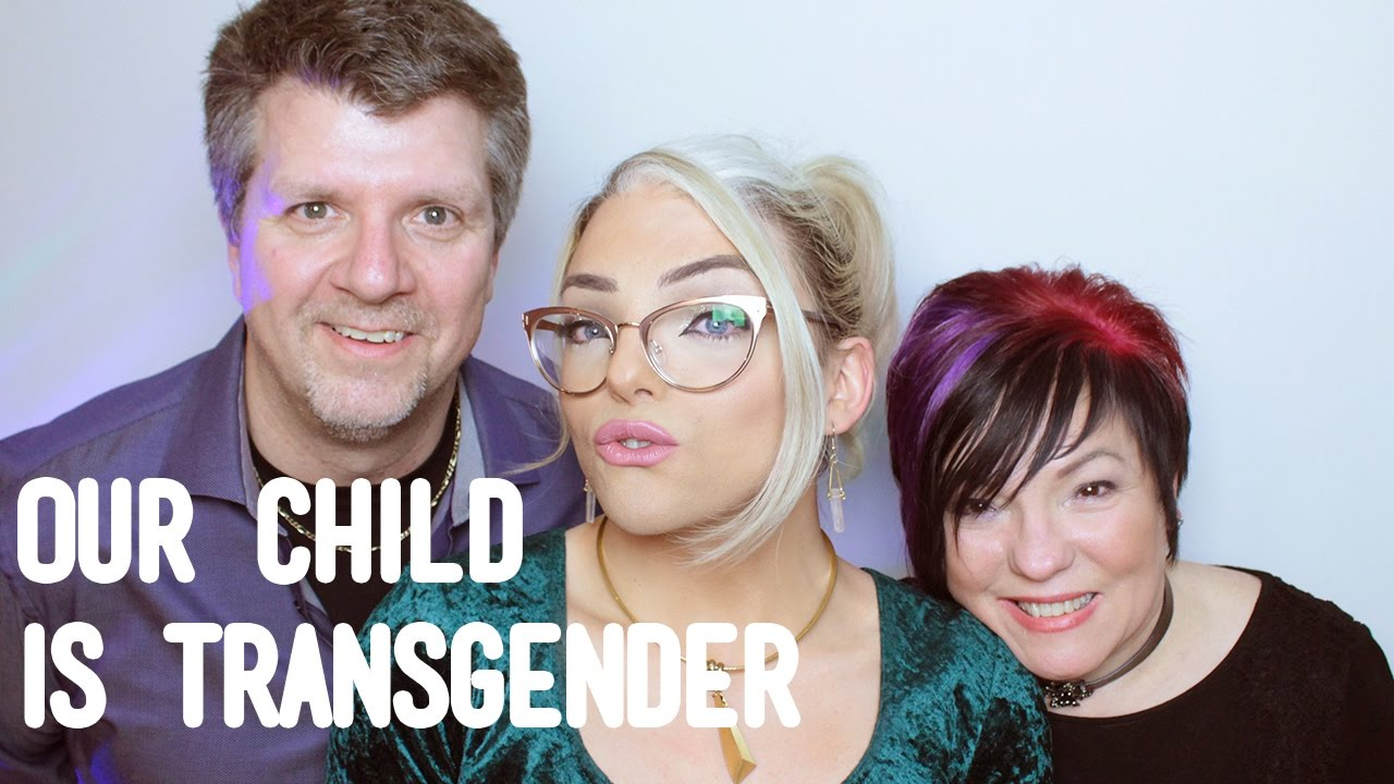 Transsexual coming out parents