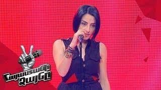 Asya Simonyan sings