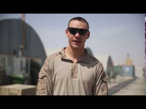 Lance Cpl. Kennedy Mother's Day Shout-out