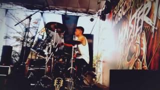 Video Drum cam Ahmad Kurniawan Scream Of Vexia @Hellprint Monster Tour download MP3, 3GP, MP4, WEBM, AVI, FLV Oktober 2018