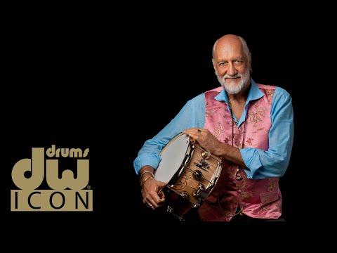 "DW Mick Fleetwood ""Rumours"" ICON Snare Drum"